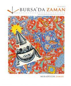 Bursa'da Zaman Dergisi Kapak