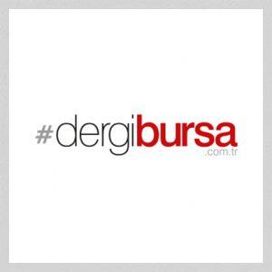 Dergi Bursa Logo